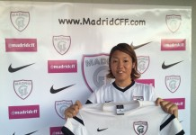 女子サッカー留学