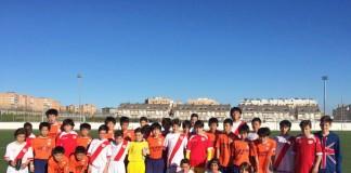 スペインでサッカー留学