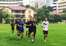 アジアサッカー留学