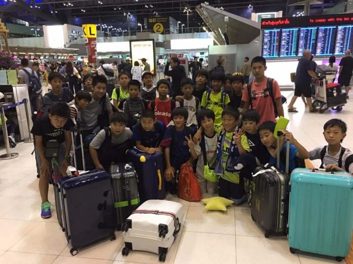 フットサル海外遠征