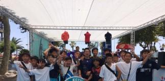 サッカー海外遠征