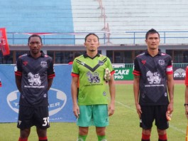 タイでサッカートライアウト
