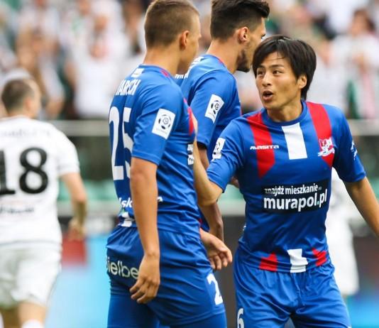 サッカー日本代表加藤恒平