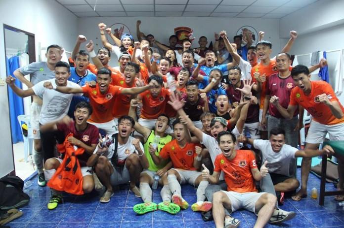 タイのサッカー