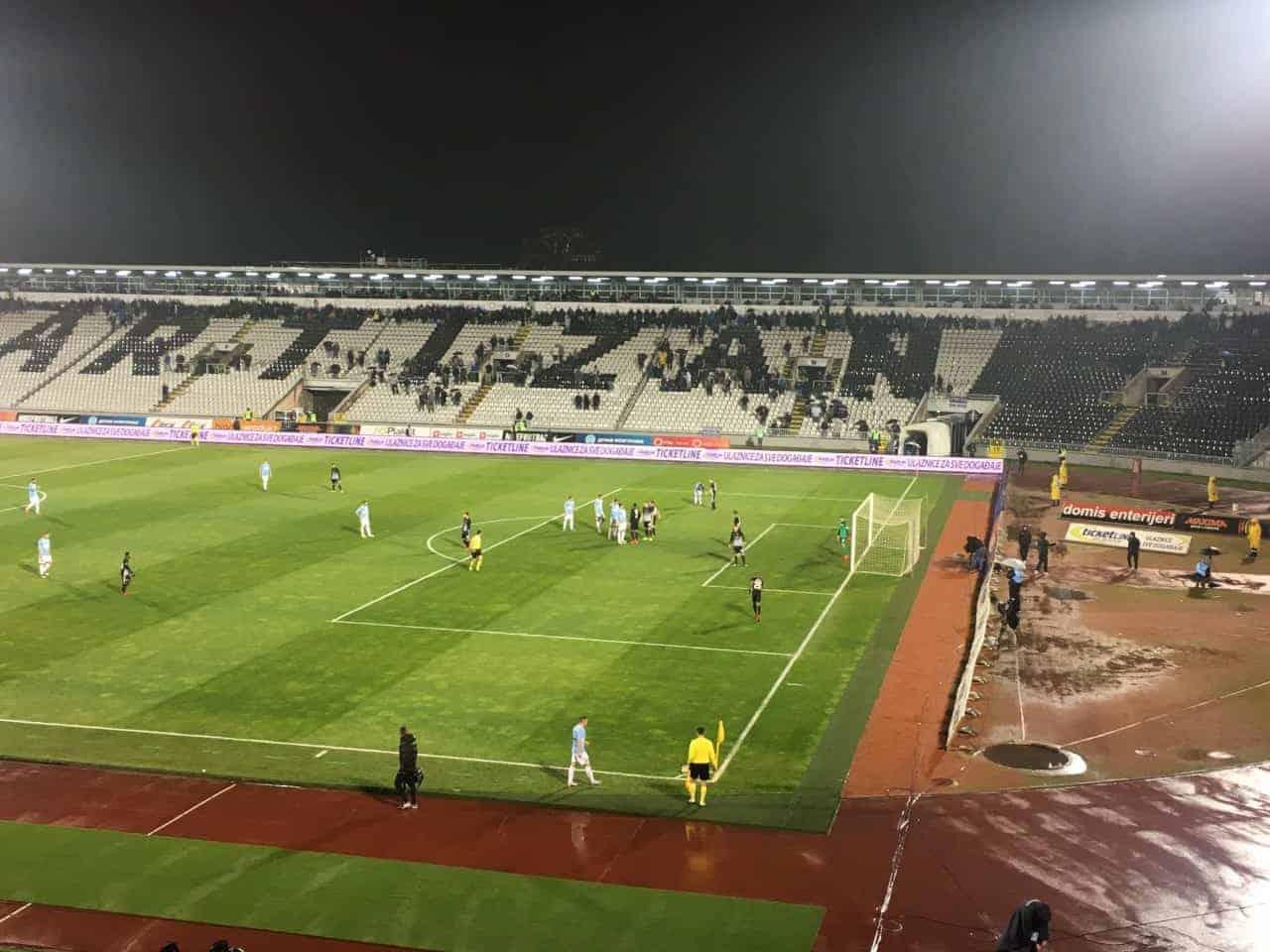 セルビア スーペルリーガ 志村 謄 選手の活躍 - 海外サッカー留学なら ...